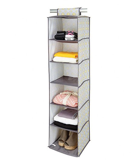 Jeanie Gypsy Six-Shelf Hanging Organizer