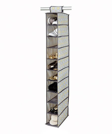Jeanie Gypsy 10-Shelf Hanging Organizer