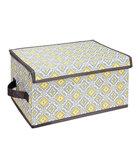 Jeanie Gypsy Medium Zippered Storage Box