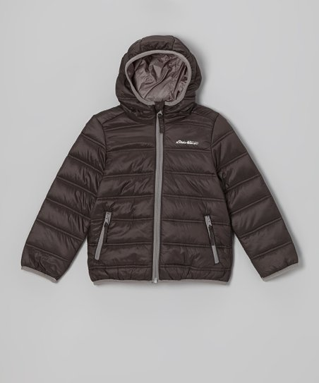 Carbon Puffer Jacket - Toddler & Kids