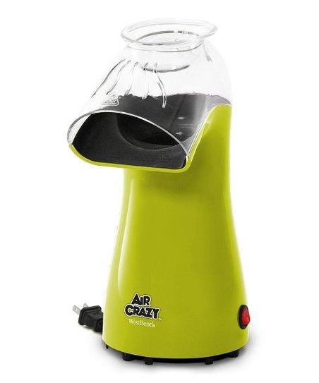 Green Air Crazy Popcorn Popper