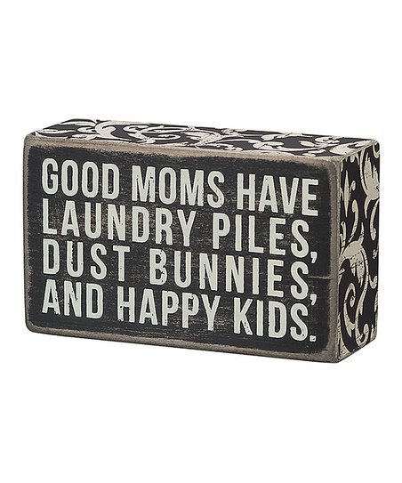 'Good Moms' Wall Sign
