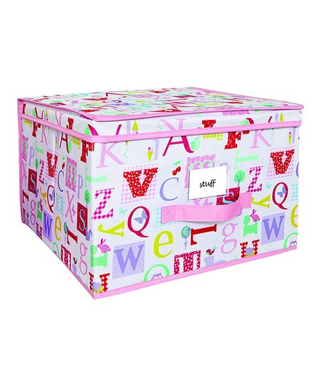 Owlphabet Jumbo Storage Box