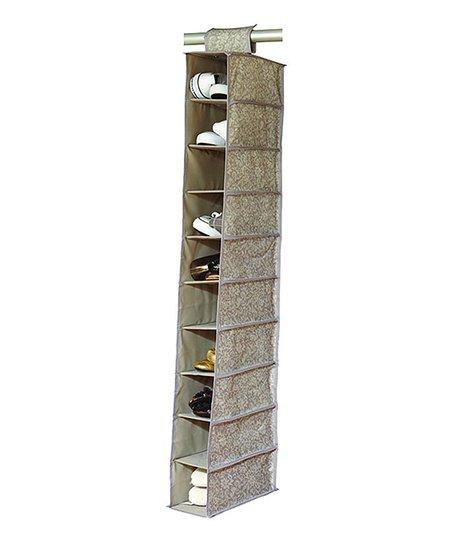 Fern 10-Shelf Closet Organizer