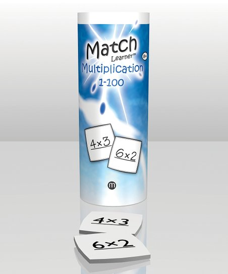 Match Learner Multiplication Game