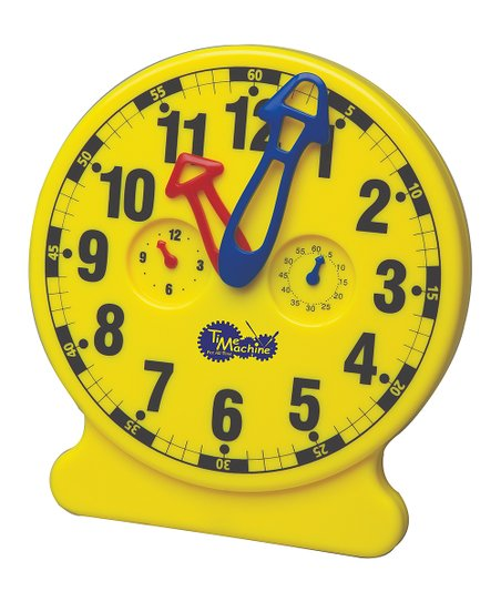Time Machine Student Clock