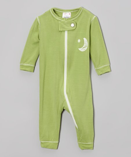 Green Moon Union Organic Playsuit - Infant