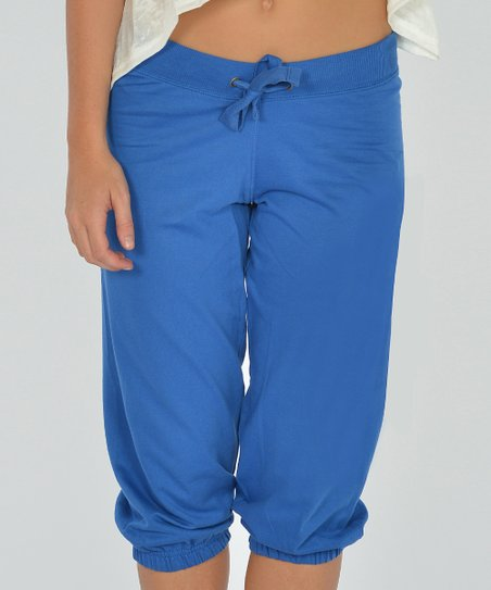 Royal Terry Capri Sweatpants