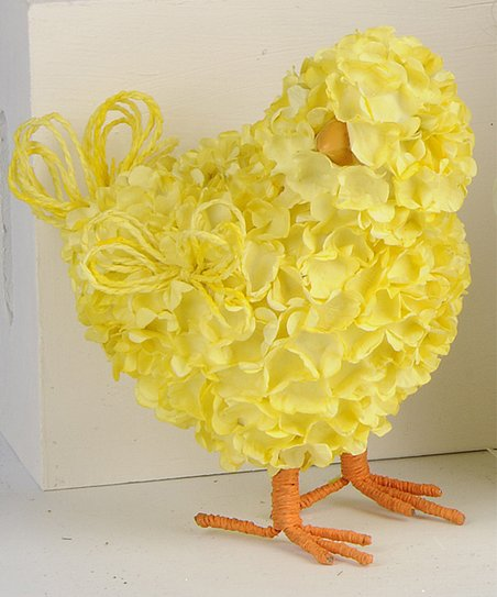Yellow Chick Collectible