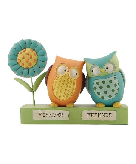 'Forever Friends' Owls Figurine