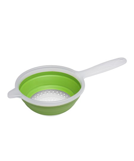 1.5-Qt. Collapsible Hand Strainer