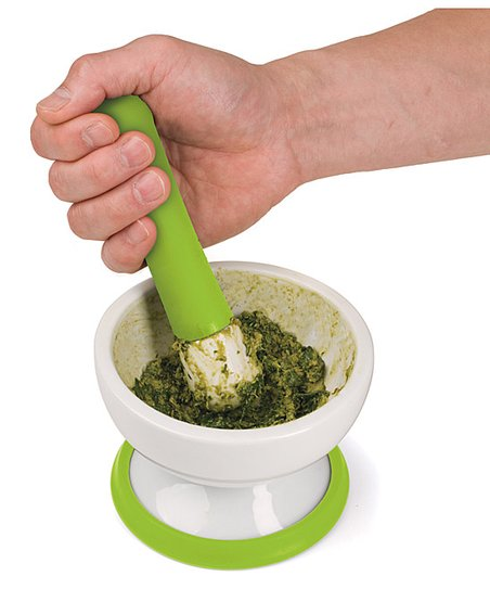 Two-in-One Mortar & Pestle
