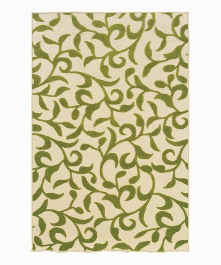 Green Ivy Indoor/Outdoor Rug