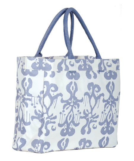 Lavender Persia Carryall Tote