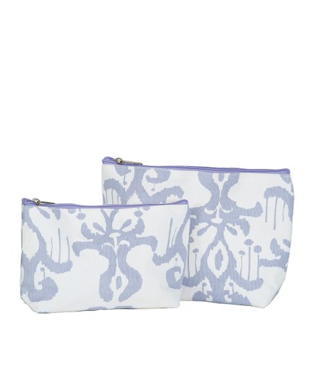 Lavender Persia Cosmetic Bag Set