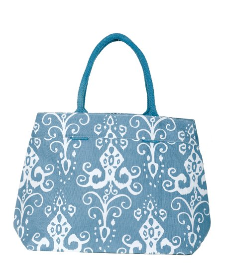 Azure Roussillion City Tote