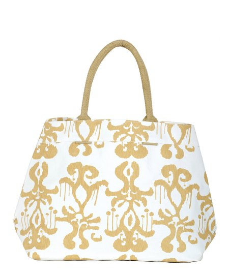 Tan Persia City Tote