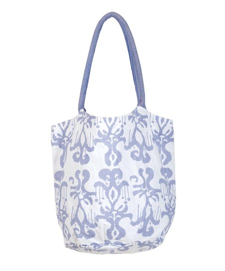 Lavender Persia Beach Bucket Bag
