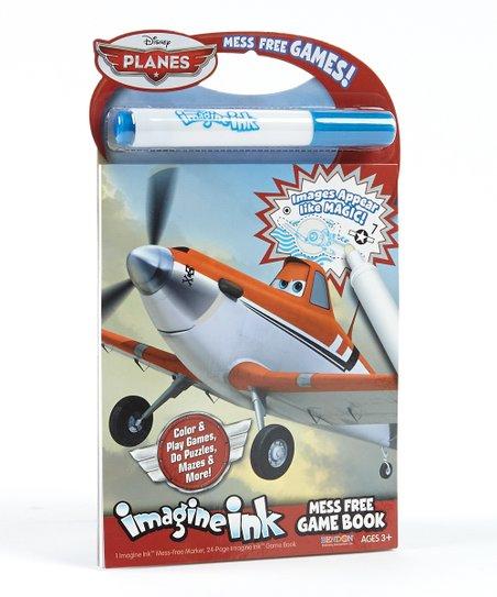 Planes Imagine Ink Game Book