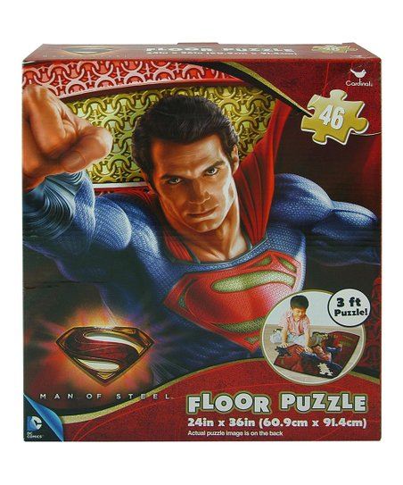 Superman Floor Puzzle