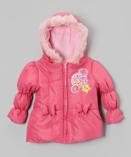 Pink Team Umizoomi Jacket - Toddlers & Girls
