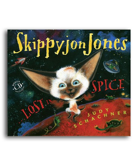 Skippyjon Jones Lost in Spice Hardcover
