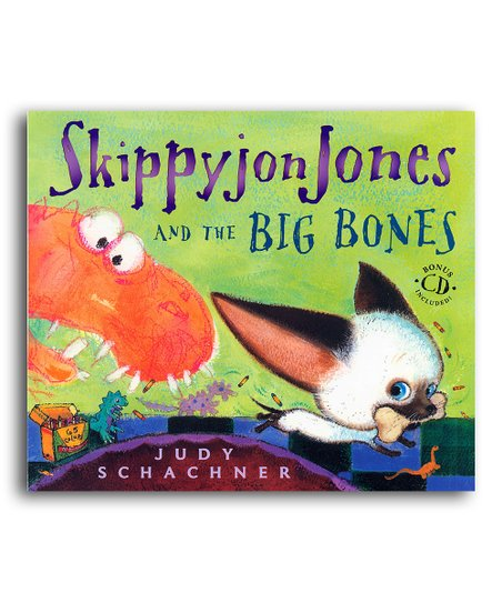 Skippyjon Jones and the Big Bones Hardcover