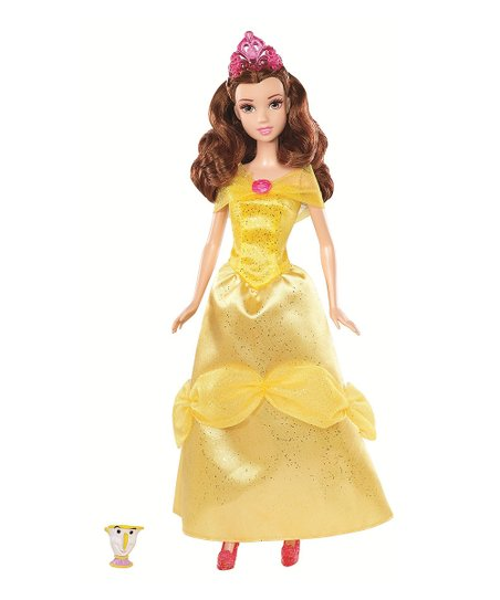 Belle Doll & Chip Set