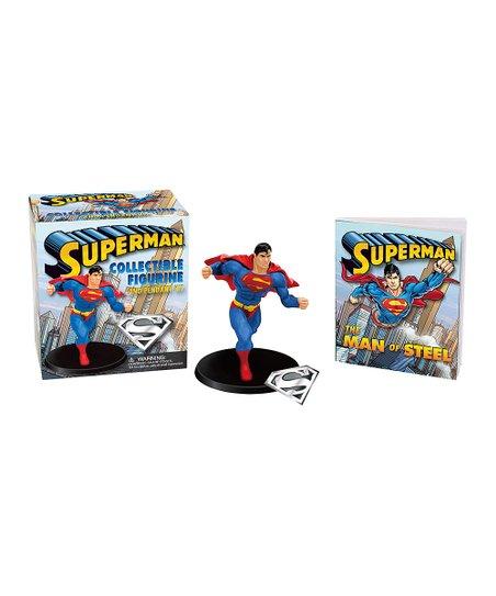Superman Mini Figurine Set