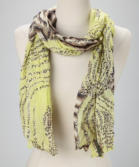 Citrus Safari Scarf