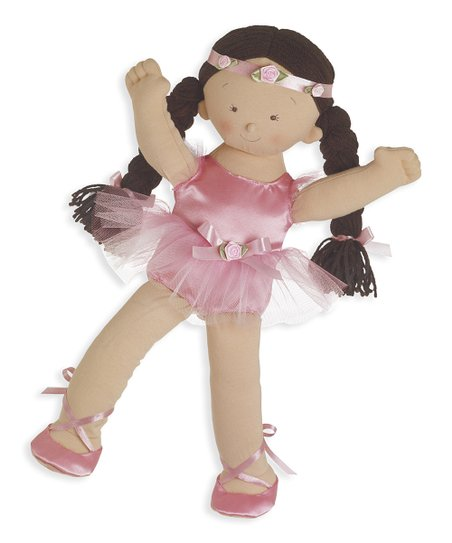 Brown-Haired Rosy Cheeks™ Big Sister Ballerina Doll