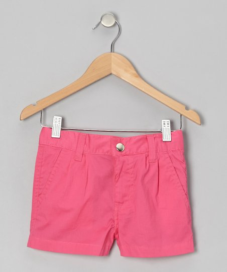 Pink Pulse Shorts - Girls