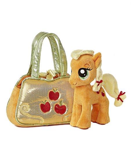 Applejack Purse & Plush Toy Set