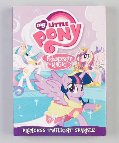 My Little Pony Friendship Is Magic: Princess Twilight Sparkle DVD