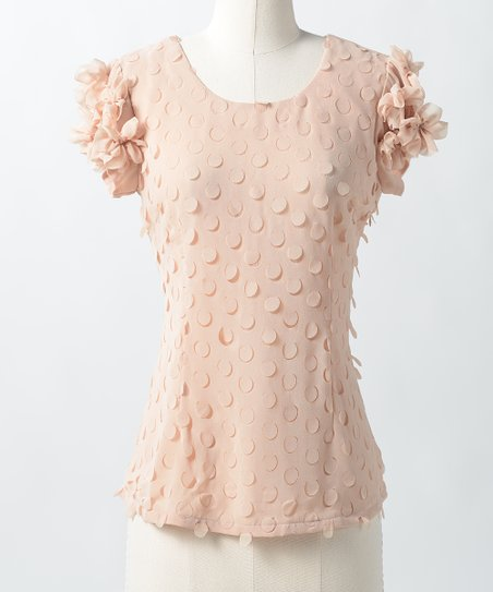 Frap Perforated & Pretty Top