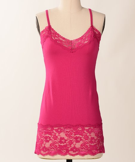 Ceris Double Lace Camisole