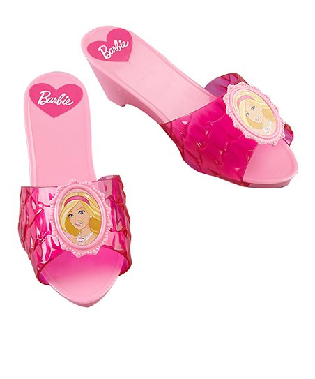 Light Pink Barbie Shoes