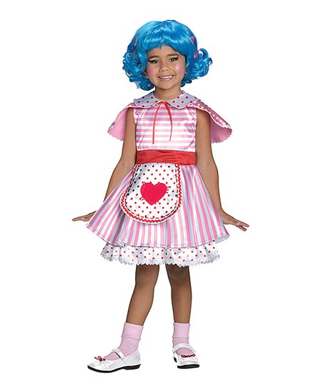 Blue & Pink Rosy Bumps & Bruises Dress-Up Set - Toddler & Girls