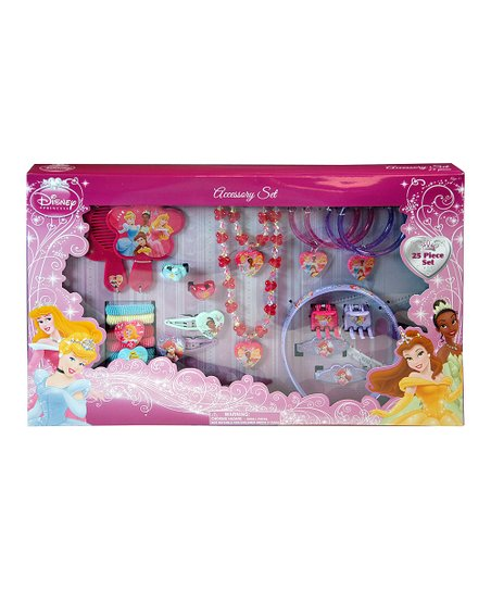 Princess Jewelry & Hair Accessory Set
