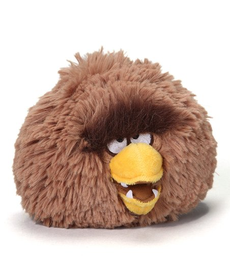 Angry Birds Chewbacca Plush Toy