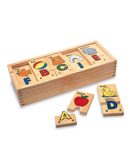 ABC Puzzle Blocks