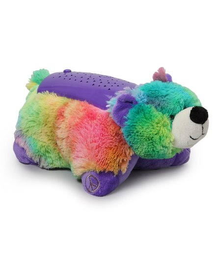 Tie-Dye Bear Plush Night-Light