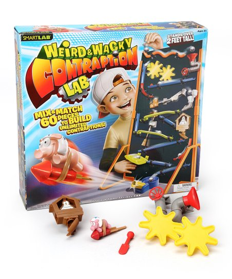Weird & Wacky Contraption Lab Set