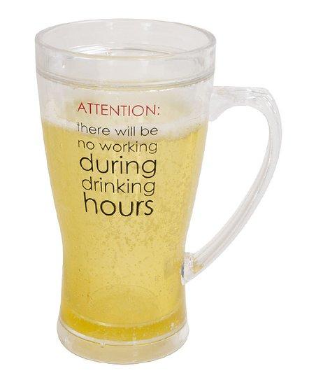 'Attention' Insulated Mug