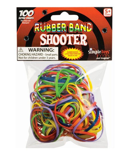 Replacement Rubber Bands - Set of Four
