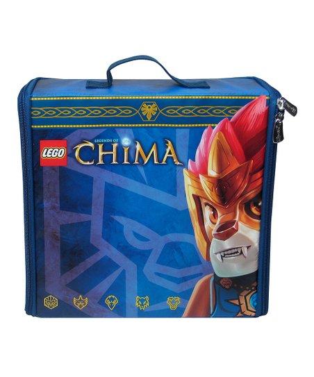 Sapphire LEGO Chima Battle Case