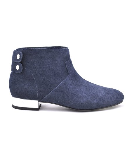 Navy Senna Ankle Boot