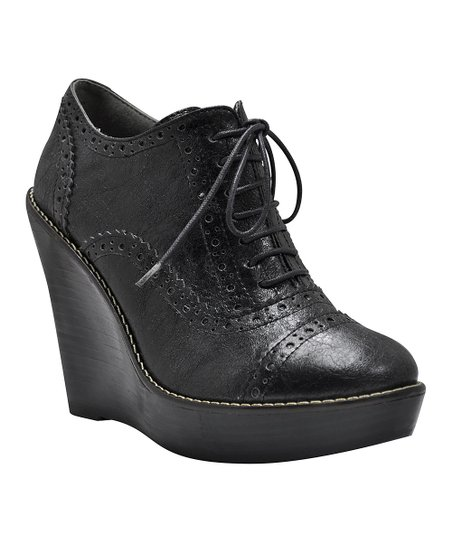 Black Seattle Wedge