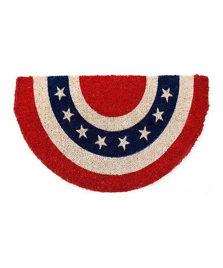 Americana Handwoven Doormat