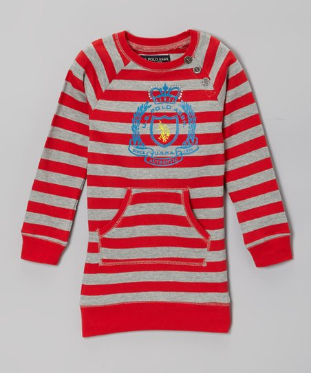 Ruby Stripe Pocket Sweater - Toddler & Girls
